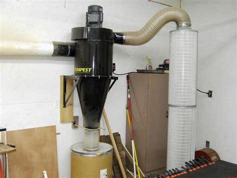 review  dust collector  woodnut  lumberjockscom