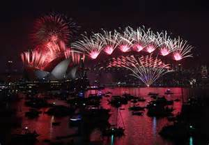 photos new year s celebrations around the world