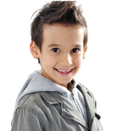 cara catok rambut laki laki gaya rambut super cute untuk anak laki laki model rambut