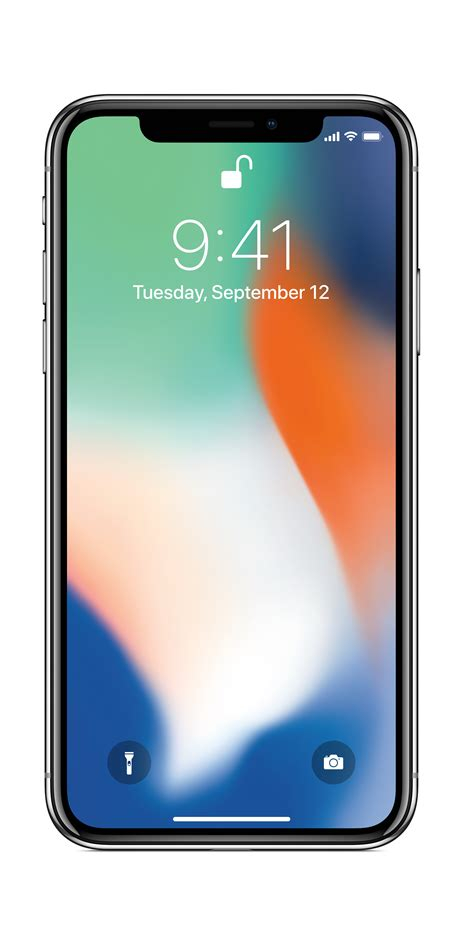 mobile x apple iphone x from xfinity mobile in silver