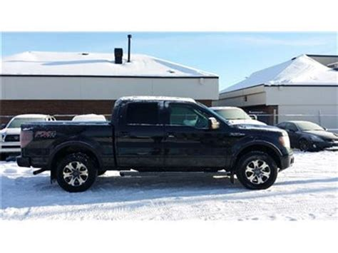 2012 ford f 150 fx4 power options great towing capacity