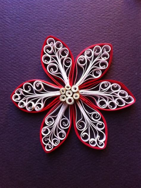 quilling pinterest tutorial flowers quilling snowflakes and christmas trees board royal