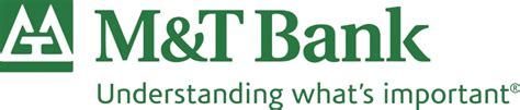 m and t bank m t bank logo banks and finance logonoid
