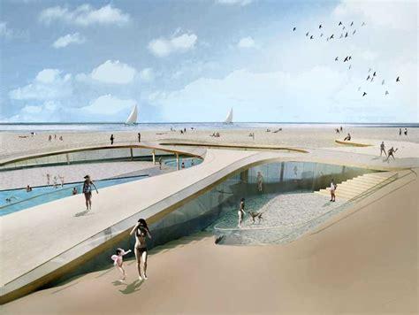 design competition belgium oostduinkerke swimming pool belgium e architect