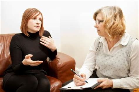 therapy session coping after divorce
