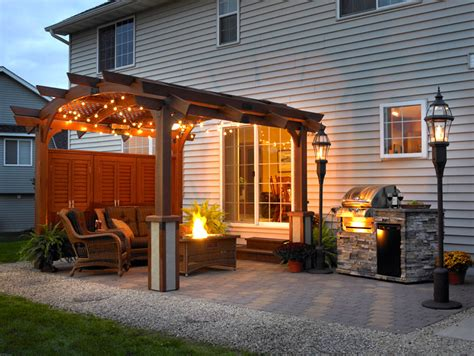 Simple Pergola Lighting Ideas Invisibleinkradio Home Decor Outdoor Pergola Lighting Ideas