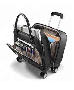 rolling briefcase luggage pros