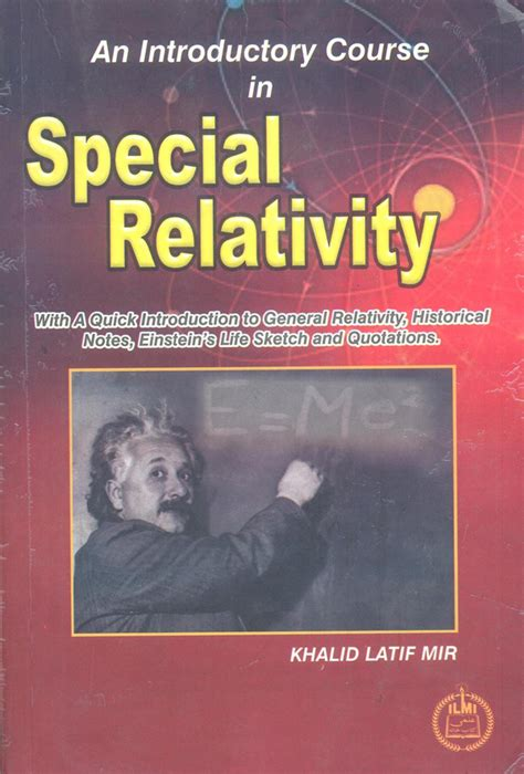 introductory special relativity books of the punjab