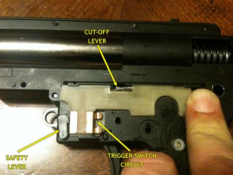 Ca Selector Switch For G36 Av85 topic unique choisir et upgrader mon g36 airsoft