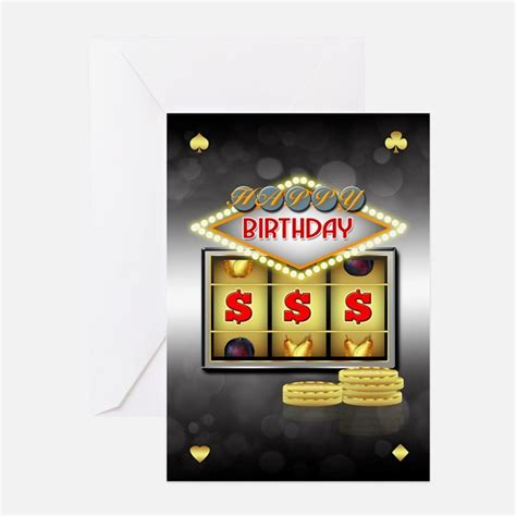 casino birthday card template casino greeting cards card ideas sayings designs