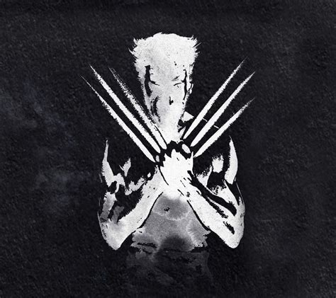 wolverine wallpaper hd black and white 1080x960 mobile phone wallpapers download 65 1080x960