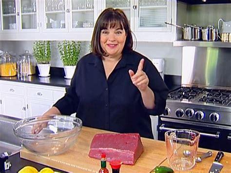 ina garten tv schedule tuna tartare recipe tartare recipe ina garten and garten