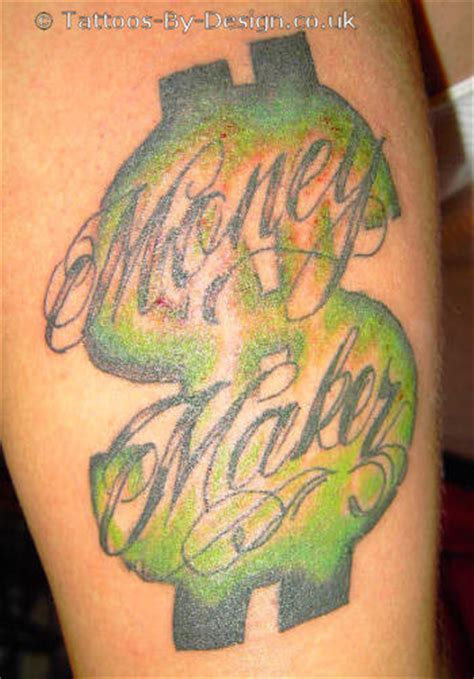 tattoo creator uk money maker tattoo