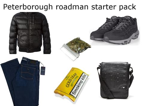 Starterkit Pack peterborough roadman peterborough roadman starter pack