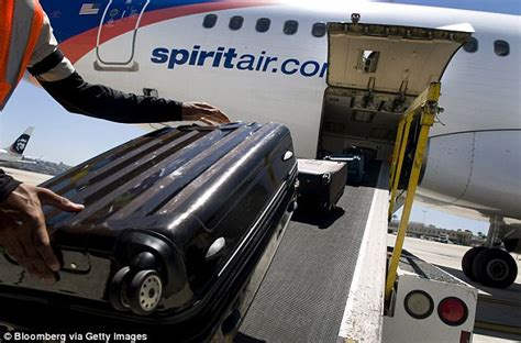 airlines that charge for carry on spirit airlines to charge passengers 100 if they want to