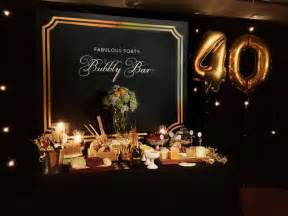 40th birthday decoration ideas best 25 forty birthday ideas on 40 birthday