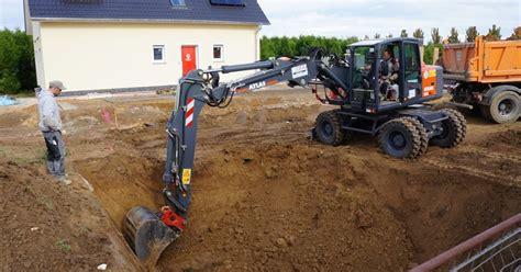 erfahrungen mit danwood bauen mit danwood park 169w die tiefbauarbeiten haben