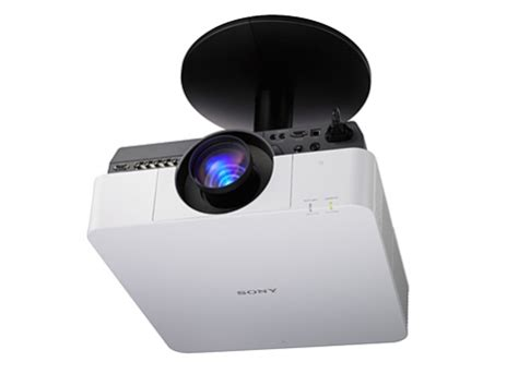 sony vpl cx21 l vpl fh500l large venue installation projectors and