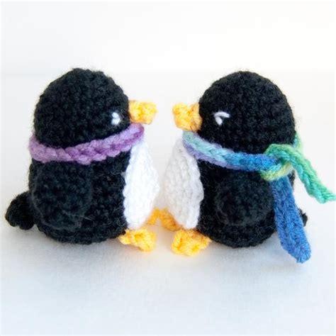 amigurumi pattern penguin little penguin amigurumi knitting patterns and crochet