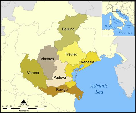 www veneto file provinces of veneto map png