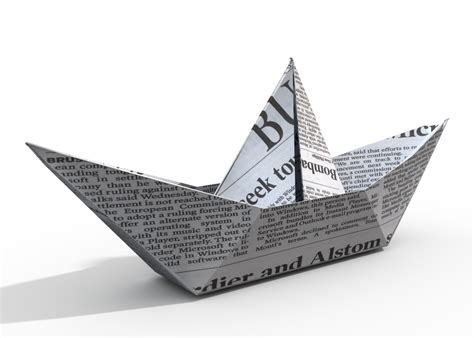 Make A Paper Hat Out Of Newspaper - read all about it modern day muse tara
