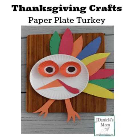 Turkey Construction Paper Craft - thanksgiving crafts paper plate turkey
