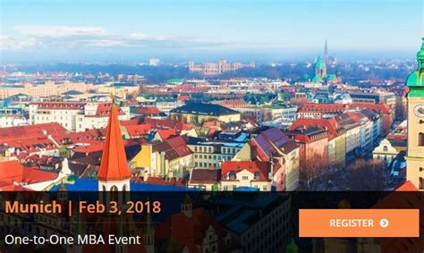Mba Events by One To One Mba Event Munich Startup