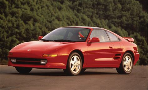 Who Is The Toyota 1994 Toyota Mr2 Information And Photos Zombiedrive