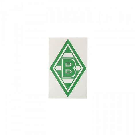 3d Aufkleber Borussia M Nchengladbach by Borussia M 246 Nchengladbach Aufkleber Logo Gr 252 N 2 99