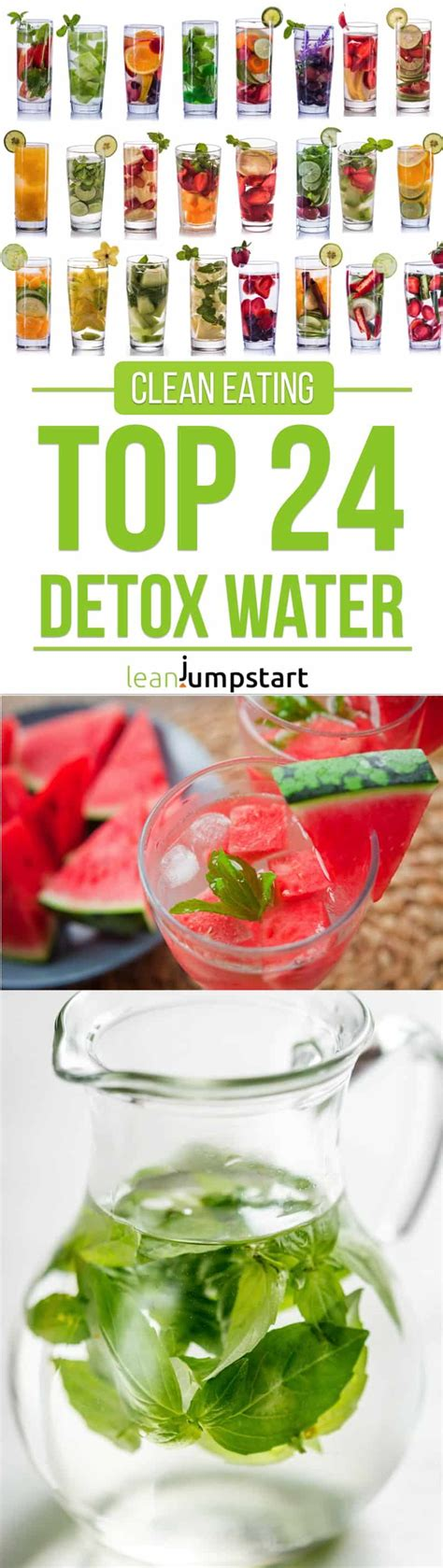 Gut Detox Water by Detox Water Top 24 Clean Recipes To Boost Your Metabolism