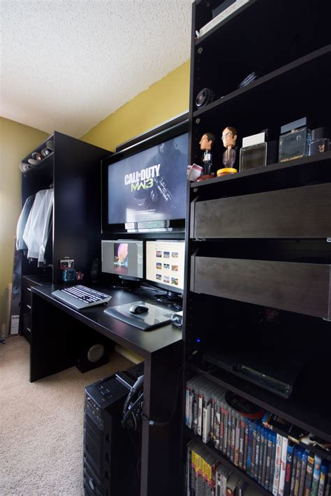 Interior Design Games For Adults battlestation by brandon watts on inspirationde