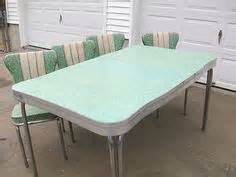 Kitchen chairs for sale 1950 s retro formica chrome kitchen table