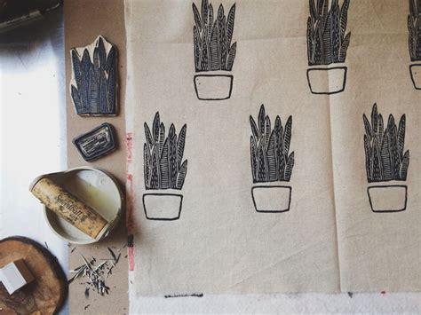 snake plant block print sarah golden  images