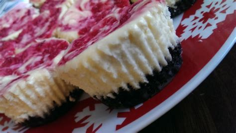 Stouffers Fit Kitchen Reviews Raspberry Swirl Cheesecake Minis Recipe Genius Kitchen