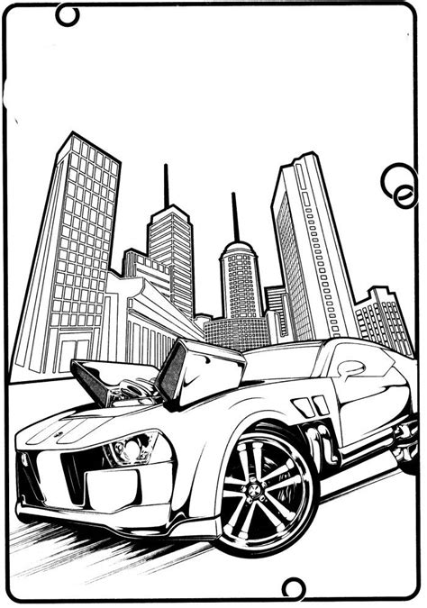 lego hot wheels coloring pages hot wheels cars with the best machines coloring pages