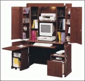 Sauder Armoire Computer Desk Sauder Computer Armoire