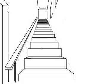 treppe zeichnen crispity crunchity drawing nuttery crispy s perspective