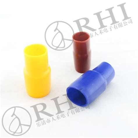 plastic vinyl wire end cap cable terminal cover electric