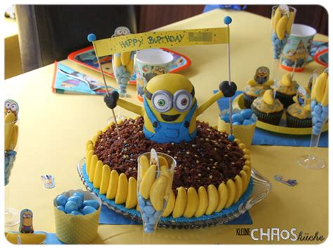 minions kuchen kaufen kleine chaosk 252 che