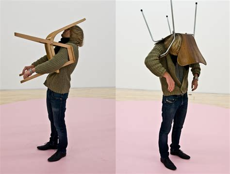 One Minute Search Erwin Wurm One Minute Sculptures Search Guerrilla Research