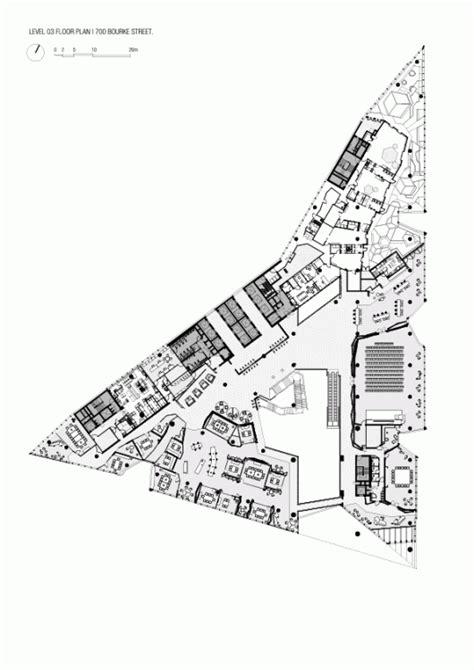 nab floor plan nab docklands woods bagot archdaily