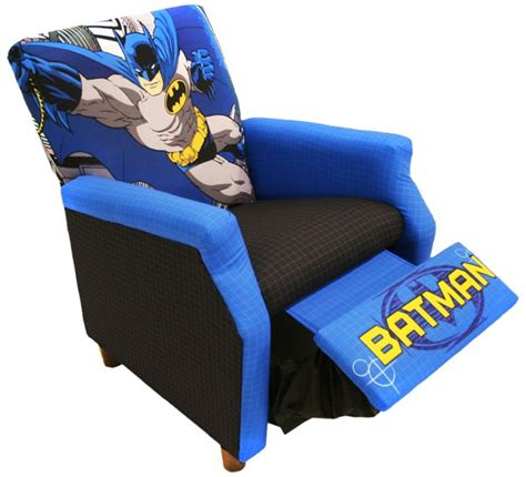 Batman Chair For Adults by Batman Deluxe Recliner