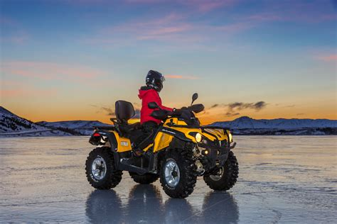 atv four wheelers mountain safari tour atv biking iceland four