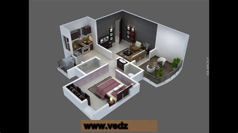 bedroom small house plans    youtube