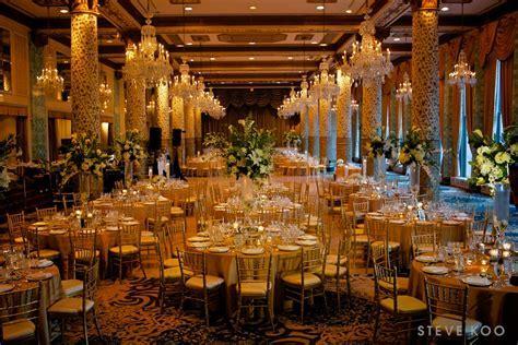 Drake Hotel : Chicago Wedding Venues