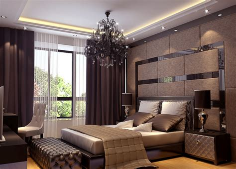 3d bedroom residence du commerce elegant bedroom interior 3d