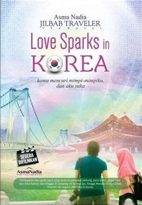 Novel Spark Korean Asma sparks in korea by asma