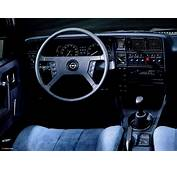 Images Of Opel Monza A2 1982–86 1600x1200