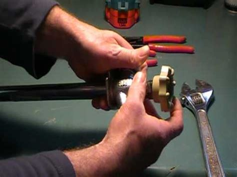 repair  leaky  faucet  spigot hosebib