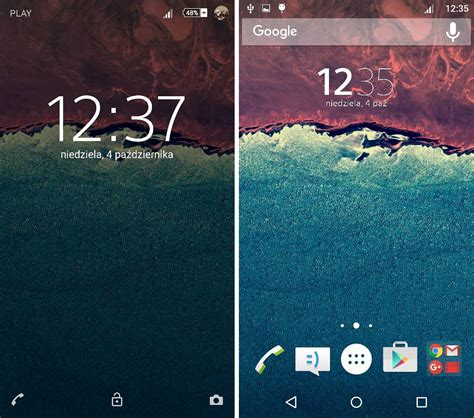 android aosp xperia themes inspired by android aosp 6 0 and the flash